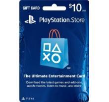 PSN Card US $10 – Playstation Network Card