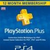 PS Plus UK 1 Tahun – Playstation Plus – PSN Plus