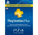 PS Plus UK 1 Tahun – Playstation Plus – PSN Plus