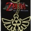 Zelda Metal Triforce Symbol Key Chain
