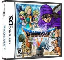 Dragon Quest V – Nintendo DS