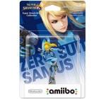 Nintendo amiibo Super Smash Bros. – Zero Suit Samus