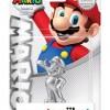 amiibo Silver Mario