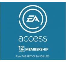 EA Access 12 Bulan
