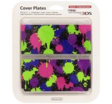 3DS Cover Plate – Splatoon
