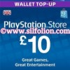PSN Card UK £10 – Playstation Network Card