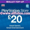 PSN Card UK £20 – Playstation Network Card