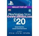 PSN Card UK £20 – Playstation Network Card