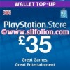 PSN Card UK £35 – Playstation Network Card