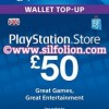 PSN Card UK £50 – Playstation Network Card