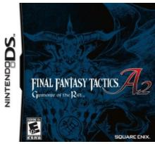 Final Fantasy Tactics A2 – Nintendo DS