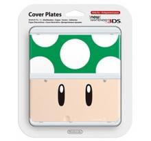 3DS Cover Plate – 1 UP Mushroom