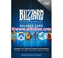 Battle.net $50 Gift Card