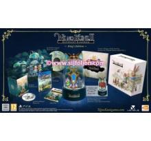 Ni No Kuni II Revenant Kingdom King Edition PS4 Region Eropa