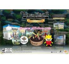 Ni No Kuni II Revenant Kingdom Collector Edition PS4