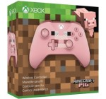 Xbox One Wireless Controller Minecraft Pig Limited Edition