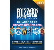 Battle.net $100 Gift Card
