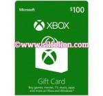 Xbox $100 Card [US]