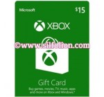 Xbox $15 Card [US]