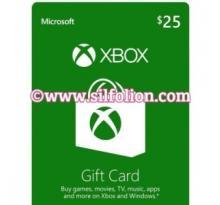 Xbox $25 Card [US]