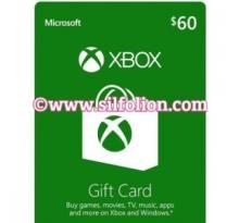 Xbox $60 Card [US]
