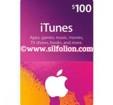 iTunes $100 Region US