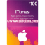 iTunes $100 Region US