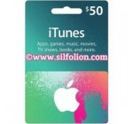iTunes $50 Region US