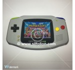 Gameboy Advance GBA Backlight Mod Nintendo Super Famicom Edition