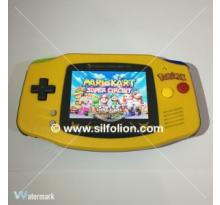 Gameboy Advance GBA Backlight Mod Pokemon Edition