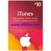 iTunes $10 Region US