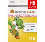 Nintendo eShop $10