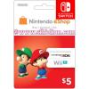 Nintendo eShop $5