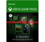 Xbox Game Pass 6 Bulan