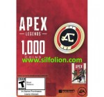Apex Legends 1000 Apex Coin Origin