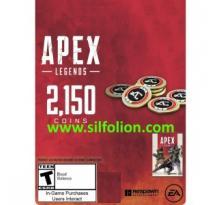 Apex Legends 2150 Apex Coin Origin