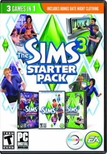 The Sims 3 starter pack