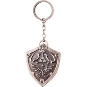 Zelda Metal Keychain