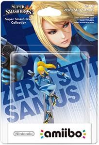 Amiibo Zero Suit Samus