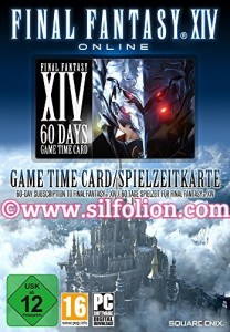 FF XIV Time Card EU