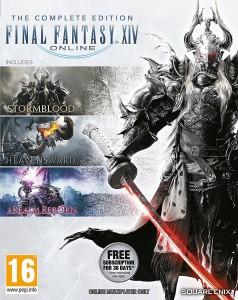 FF XIV Complete EU