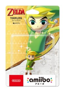 amiibo toon link 30th