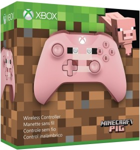 xbox one controller minecraft pig