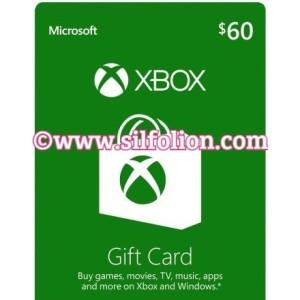 Xbox $60