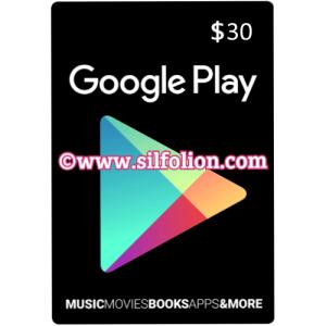 google $30
