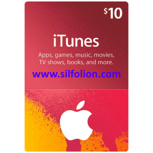 Itunes $10