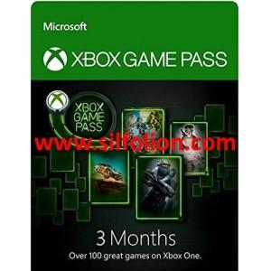 Xbox Game Pass 3 Bulan